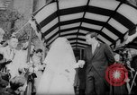 Image of wedding ceremony Chicago Illinois USA, 1967, second 11 stock footage video 65675073307