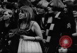 Image of hippies dancing at be-in Seattle Washington USA, 1967, second 11 stock footage video 65675073308
