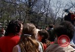 Image of Earth Day Washington DC USA, 1970, second 5 stock footage video 65675073313