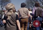 Image of Earth Day Washington DC USA, 1970, second 3 stock footage video 65675073314