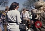 Image of Earth Day Washington DC USA, 1970, second 10 stock footage video 65675073314