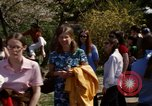 Image of Earth Day Washington DC USA, 1970, second 2 stock footage video 65675073315