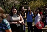 Image of Earth Day Washington DC USA, 1970, second 6 stock footage video 65675073315