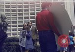 Image of Earth Day Washington DC USA, 1970, second 1 stock footage video 65675073316