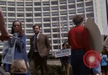 Image of Earth Day Washington DC USA, 1970, second 2 stock footage video 65675073316