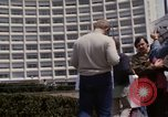 Image of Earth Day Washington DC USA, 1970, second 7 stock footage video 65675073316