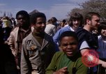 Image of Earth Day Washington DC USA, 1970, second 2 stock footage video 65675073317