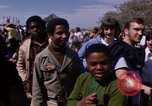 Image of Earth Day Washington DC USA, 1970, second 4 stock footage video 65675073317