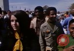 Image of Earth Day Washington DC USA, 1970, second 6 stock footage video 65675073317