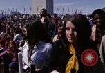 Image of Earth Day Washington DC USA, 1970, second 8 stock footage video 65675073317