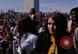 Image of Earth Day Washington DC USA, 1970, second 10 stock footage video 65675073317