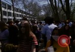 Image of protest march Washington DC USA, 1970, second 4 stock footage video 65675073318