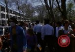 Image of protest march Washington DC USA, 1970, second 6 stock footage video 65675073318