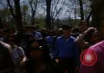 Image of protest march Washington DC USA, 1970, second 12 stock footage video 65675073318