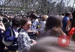 Image of Earth Day Washington DC USA, 1970, second 1 stock footage video 65675073321