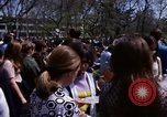Image of Earth Day Washington DC USA, 1970, second 6 stock footage video 65675073321