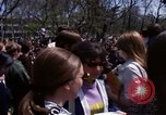 Image of Earth Day Washington DC USA, 1970, second 7 stock footage video 65675073321