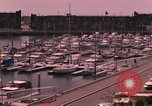 Image of harbor California United States USA, 1968, second 10 stock footage video 65675073326