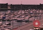 Image of harbor California United States USA, 1968, second 12 stock footage video 65675073326