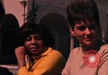 Image of American students Los Angeles California USA, 1968, second 4 stock footage video 65675073330