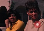 Image of American students Los Angeles California USA, 1968, second 9 stock footage video 65675073330