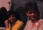 Image of American students Los Angeles California USA, 1968, second 11 stock footage video 65675073330