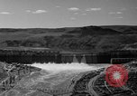 Image of Grand Coulee Dam Washington DC USA, 1940, second 6 stock footage video 65675073338