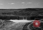 Image of Grand Coulee Dam Washington DC USA, 1940, second 9 stock footage video 65675073338