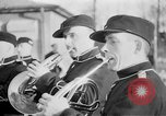 Image of memorial ceremony Germany, 1945, second 9 stock footage video 65675073347