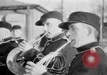 Image of memorial ceremony Germany, 1945, second 10 stock footage video 65675073347