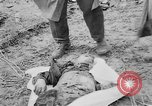 Image of mass burial Gardelegen Germany, 1945, second 5 stock footage video 65675073349