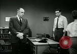 Image of UNIVAC computer and data center United States USA, 1965, second 11 stock footage video 65675073401