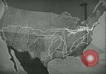 Image of railroad development United States USA, 1948, second 1 stock footage video 65675073408