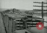 Image of railroad development United States USA, 1948, second 12 stock footage video 65675073410