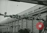 Image of Raymond Loewy T1 locomotive building and testing Altoona Pennsylvania USA, 1948, second 11 stock footage video 65675073413