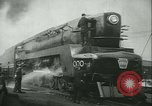 Image of railroad maintenance United States USA, 1948, second 7 stock footage video 65675073414