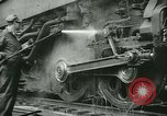 Image of railroad maintenance United States USA, 1948, second 9 stock footage video 65675073414