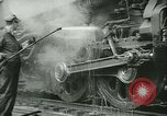 Image of railroad maintenance United States USA, 1948, second 10 stock footage video 65675073414