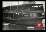 Image of immigrants Ellis Island New York USA, 1903, second 8 stock footage video 65675073416