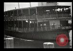 Image of immigrants Ellis Island New York USA, 1903, second 9 stock footage video 65675073416