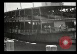 Image of immigrants Ellis Island New York USA, 1903, second 10 stock footage video 65675073416