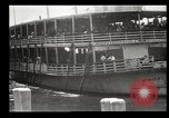 Image of immigrants Ellis Island New York USA, 1903, second 11 stock footage video 65675073416