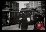 Image of New York City street scene early 1900s New York City USA, 1903, second 7 stock footage video 65675073418
