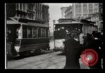 Image of New York City street scene early 1900s New York City USA, 1903, second 8 stock footage video 65675073418
