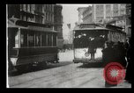 Image of New York City street scene early 1900s New York City USA, 1903, second 10 stock footage video 65675073418