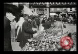 Image of Street pedlars New York United States USA, 1903, second 6 stock footage video 65675073422