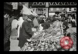 Image of Street pedlars New York United States USA, 1903, second 7 stock footage video 65675073422