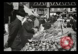 Image of Street pedlars New York United States USA, 1903, second 8 stock footage video 65675073422