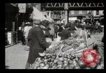 Image of Street pedlars New York United States USA, 1903, second 10 stock footage video 65675073422