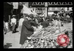 Image of Street pedlars New York United States USA, 1903, second 11 stock footage video 65675073422